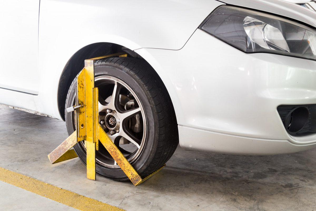 Halterhaftung auf privaten Parkplätzen