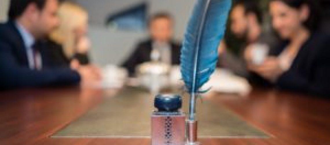 law, office meeting, hokka, ink pot